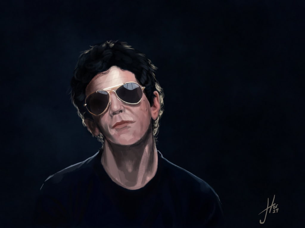 lou reed hd