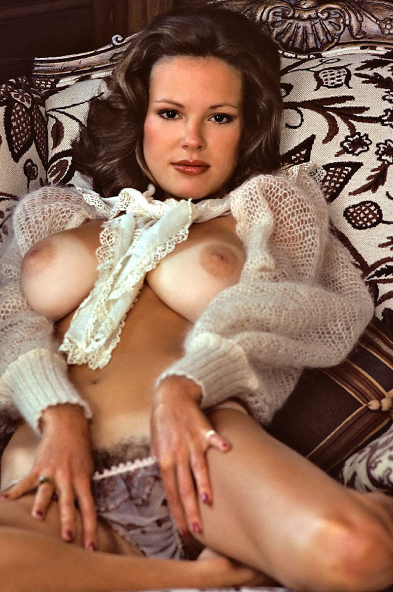 Candy Loving Playboy Nude